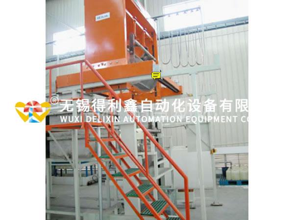 紧固件锌锰系全自动磷化生产线