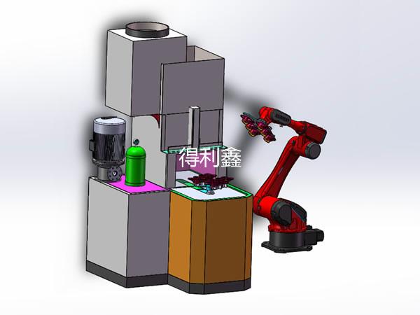 旋转式自动高压清洗烘干机2021DLX--ZDH1600C型
